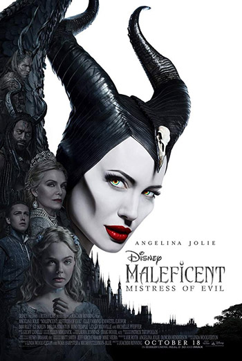 Disney's Maleficent: Mistress Of Evil poster