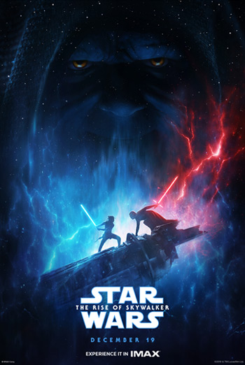 Star Wars: The Rise Of Skywalker (IMAX®) poster