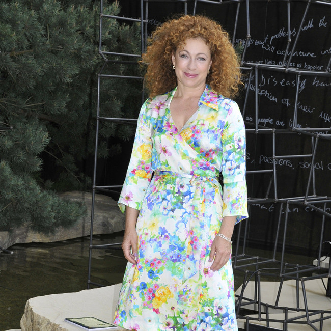Alex Kingston dreams of playing a James Bond villain